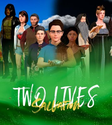Download Two Lives: Salvation