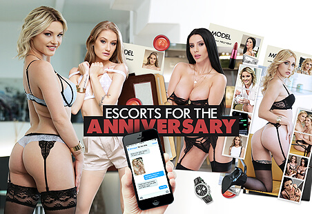 Download lifeselector / SuslikX - Escorts for the Anniversary