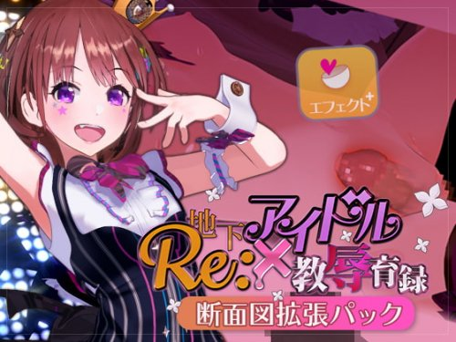 Download Nylon heart - Re: Underground Idol x Raised in R*peture - Version 008