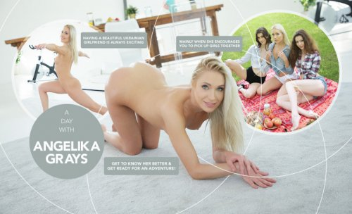 Download lifeselector / SuslikX - A day with Angelika Grays