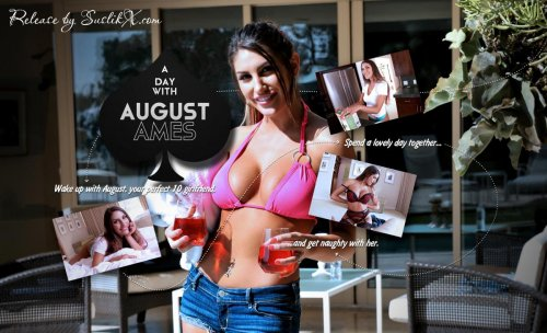 Download lifeselector / SuslikX - A Day with August Ames