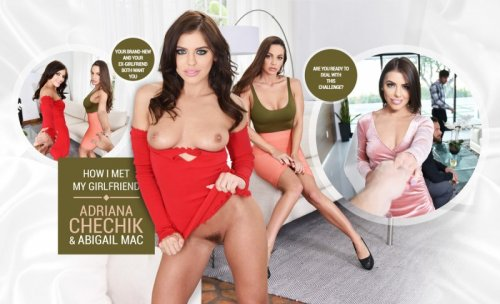 Download lifeselector / SuslikX - How I met my girlfriend: Chechik & Mac