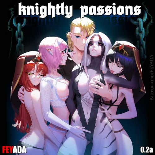 Download FEYADA - Knightly Passions - Version 0.4a Fix