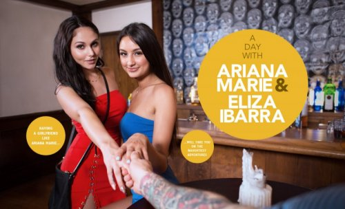 Download lifeselector / SuslikX - A day with Ariana Marie & Eliza Ibarra