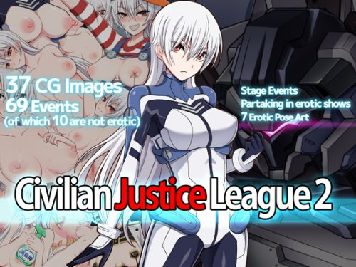 Download Clymenia - Civilian Justice League 2 - Version ENG v1.02 / RUS v1.11