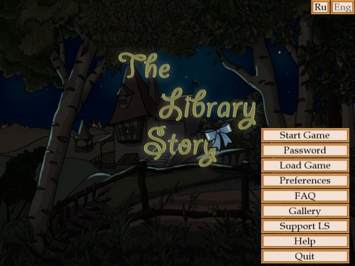 Download Latissa - The Library Story - Version 0.96
