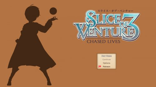 Download Ark Thompson - Slice of Venture 3: Chased Lives