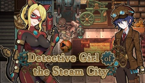 Download Clymenia / Kagura Games - Detective Girl of the Steam City - Version 2.01