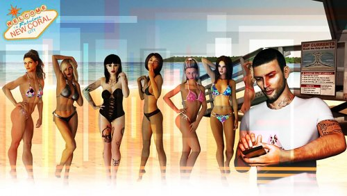 Download HoneyGames - New Coral City - Version 1.31